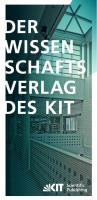 KIT Scientific Publishing - der Wissenschaftsverlag des KIT